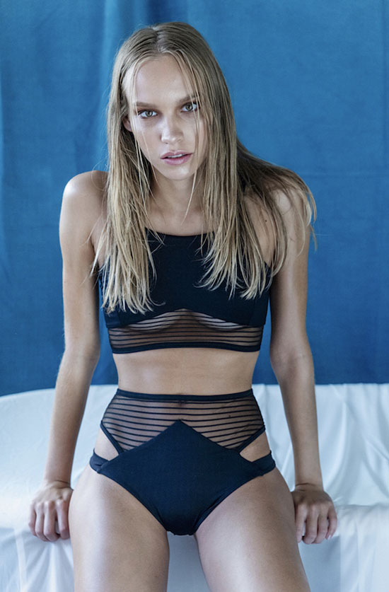 Mila Krasna Bodywear made in Slovenia as featured on Lingerie Briefs