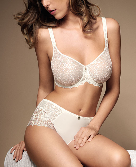 Empreinte Bridal Lingerie As featured on Lingerie Briefs