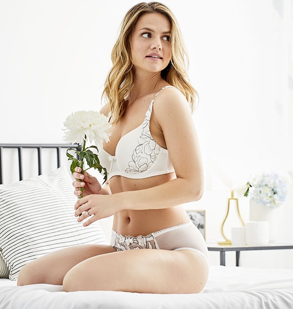 Montelle Bridal Lingerie As featured on Lingerie Briefs