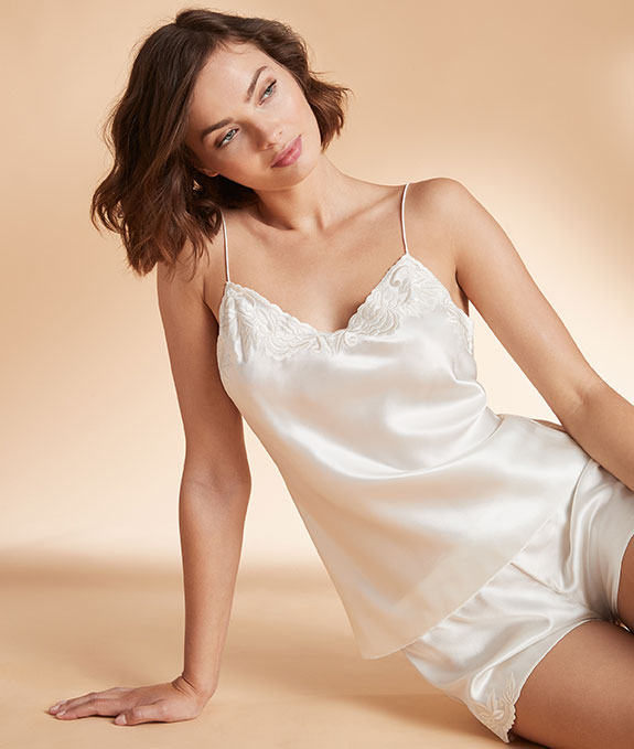 Natori Bridal Lingerie As featured on Lingerie Briefs