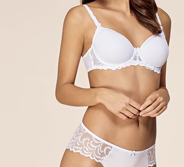 Triumph Bridal Lingerie As featured on Lingerie Briefs