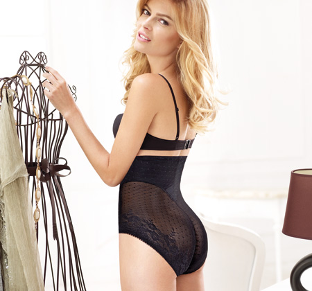 Look One Size Smaller! Janira Secrets Body Shapewear