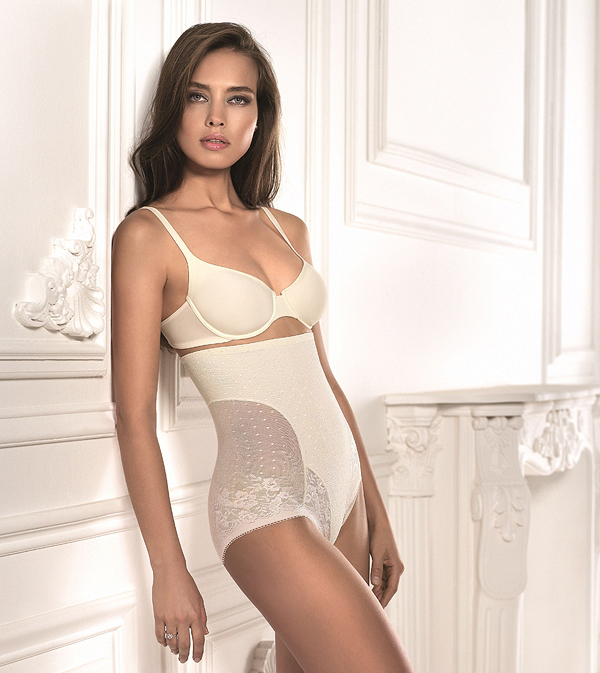 sexy and supportive Janira Secrets Shapewear - Silueta Forte Secrets, High Waist, featured on Lingerie Briefs