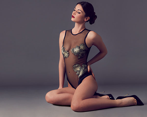 Tatu Couture indie designer lingerie AW19 featured on Lingerie Briefs