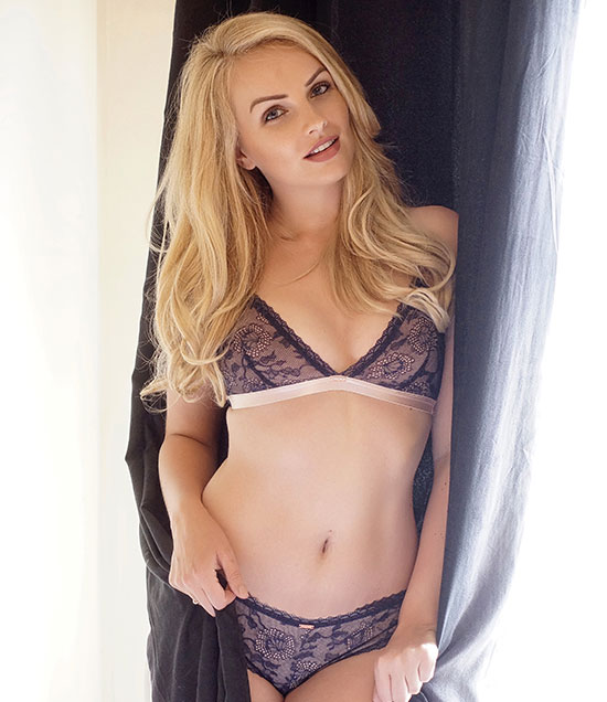 British Designer Lucy May Lingerie featured on Lingerie Briefs