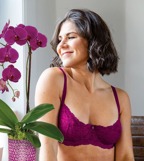 Montelle Satisfies Your Dark Orchid Crush ~ In Many Styles!