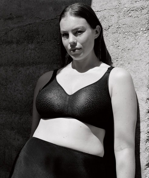 Chantelle Launches C Magnifique Wirefree Minimizer Bra
