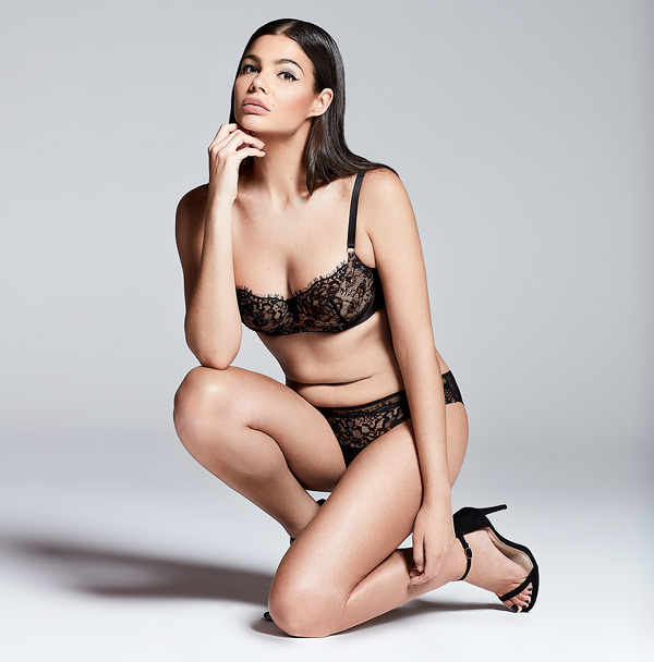 Katherine Hamilton UK global bestseller- Abbie bra ss2020 featured on Lingerie Briefs