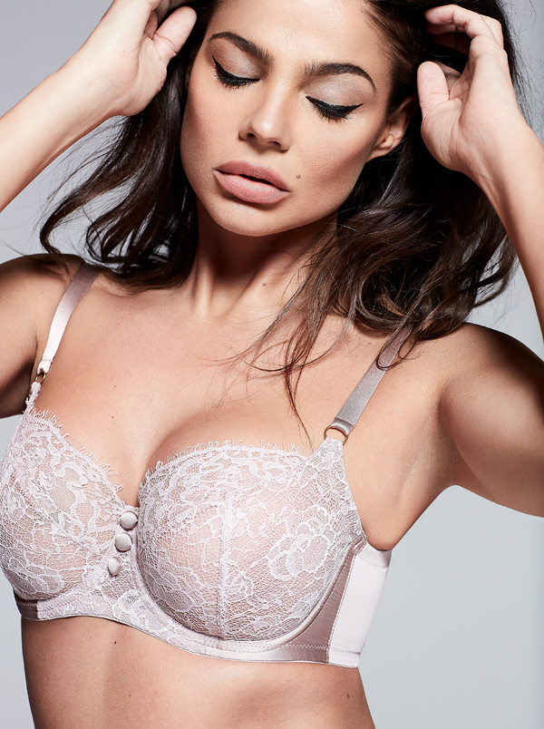 Katherine Hamilton best selling Abbie bra ss2020 featured on Lingerie Briefs