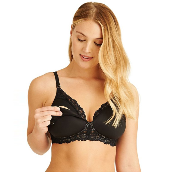 Wacoal Introduces Wire Free Nursing Bra