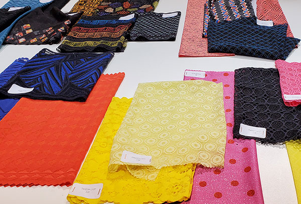 Recap of the Interfiliere Jan 2020 show in Paris as featured on Lingerie Briefs