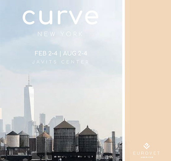 Curve NY is 2/2-2/4 at the Javits Center as featured on Lingerie Briefs