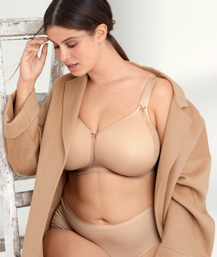 Anita Extends Sizes on Bestselling Lace Rose Wireless Contour Bra