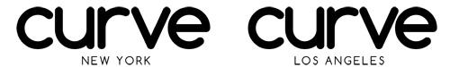 Curve NY and Curve LA logos