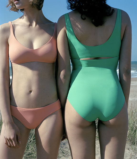 Maison Lejaby Spring 2020 Swimwear Collection as featured on Lingerie Briefs