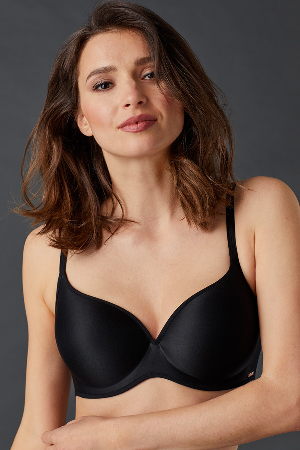 Le Mystere has developed the Clean Lines T-Shirt Bra for SS20 - featured on Lingerie Briefs