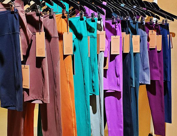 Girlfriend Collective Sustainable lingerie 2020 F/W Lingerie featured at Salon International de la Lingerie in Paris as seen on Lingerie Briefs