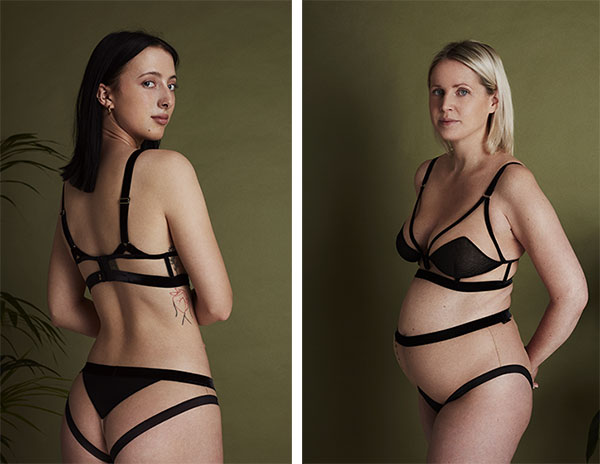 The Underargument: sustainable feminism, as featured on Lingerie Briefs