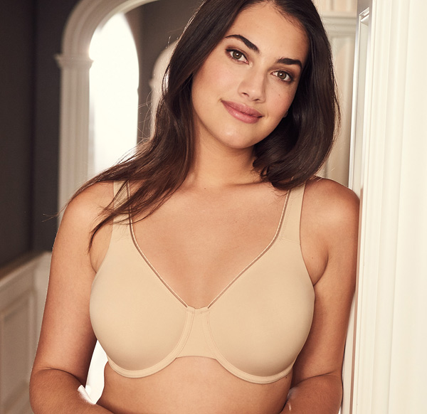 Wacoal's High Standards Underwire Bra is just what you need! Featured on Lingerie Briefs