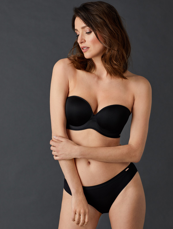 Le Mystere Adds Strapless to New Clean Lines Collection