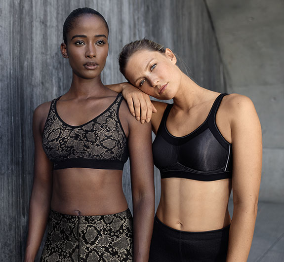 Anita Active Sports Bras as Featured on Lingerie Briefs