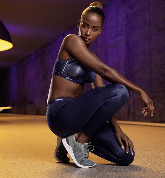 Anita Active Momentum Sports Bras as Featured on Lingerie Briefs