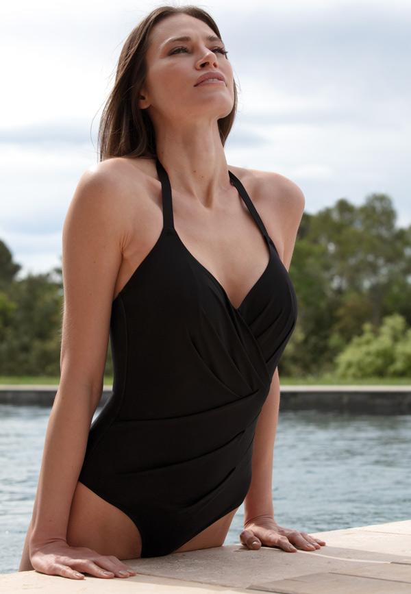 Empreinte 2020 Swimwear - Body Collection in black - featured on Lingerie Briefs