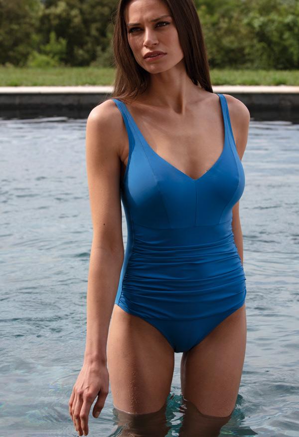 Empreinte 2020 Swimwear - Body Collection in ocean - featured on Lingerie Briefs