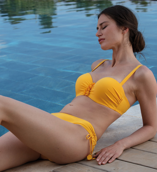 Empreinte 2020 Swimwear - Dream Collection in zenith - featured on Lingerie Briefs