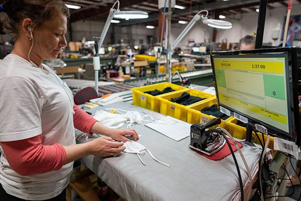 ONPOINT Manufacturing featured on Lingerie Briefs