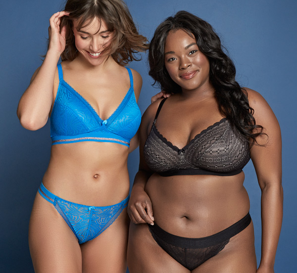 Panache Lyzy Collection featured on Lingerie Briefs
