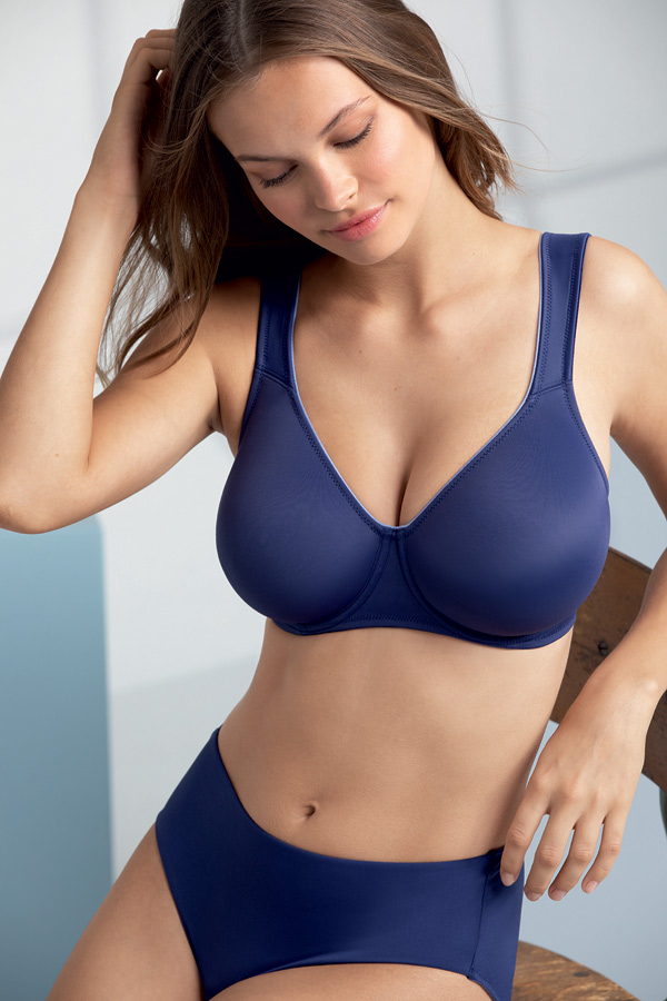 Rosa Faia Bestselling Twin Collection Bras & Brief for Everyday Comfort