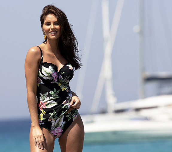 Pour Moi Swimwear as featured on Lingerie Briefs