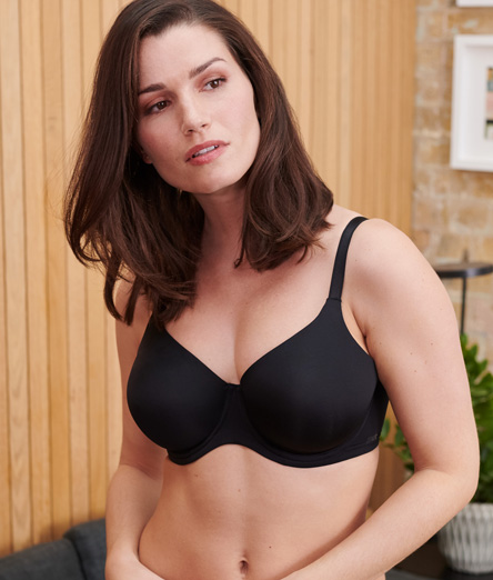 Best Bras for T-Shirt Weather ~ Panache Porcelain Elan Collection