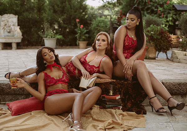 Kilo Brava A/W 2020 lingerie collections as featured on Lingerie Briefs