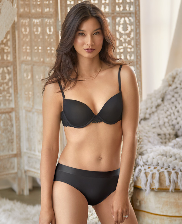 The new Grace from The Little Bra Company is the ideal T-Shirt bra - featured on Lingerie Briefs