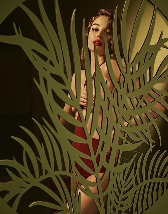 Hadley Smythe swimwear & bodywear as featured on Lingerie Briefs