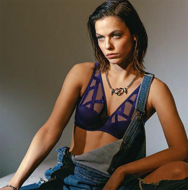 Louisa Bracq Serie bra as featured on Lingerie Briefs