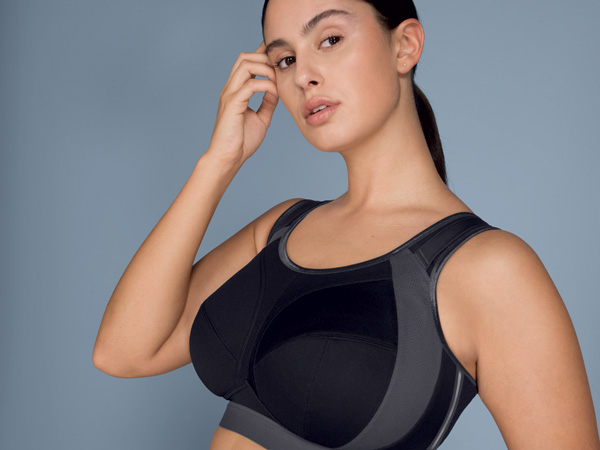 Anita Introduces ISPO Award Winning Extreme Control Plus Sports Bra - featured on Lingerie Briefs