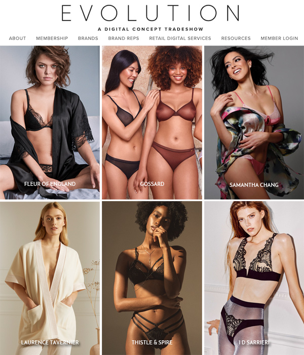 The Evolution Concepts Show: as featured on Lingerie Briefs