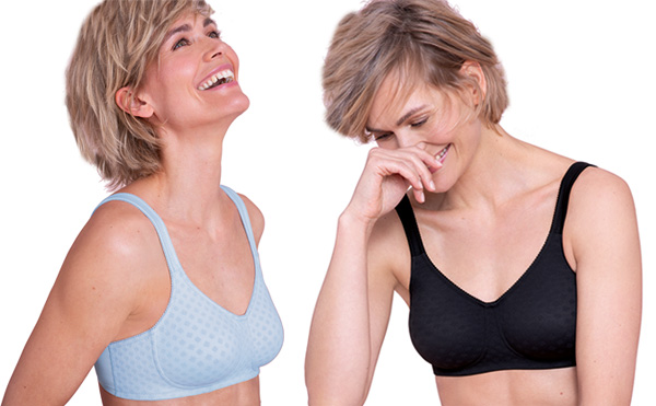 Anita Care's Lisa Mastectomy Bra in new colors - featured on Lingerie Briefs