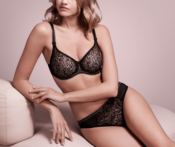 Empreinte ALLURE Bra and Brief - featured on Lingerie Briefs