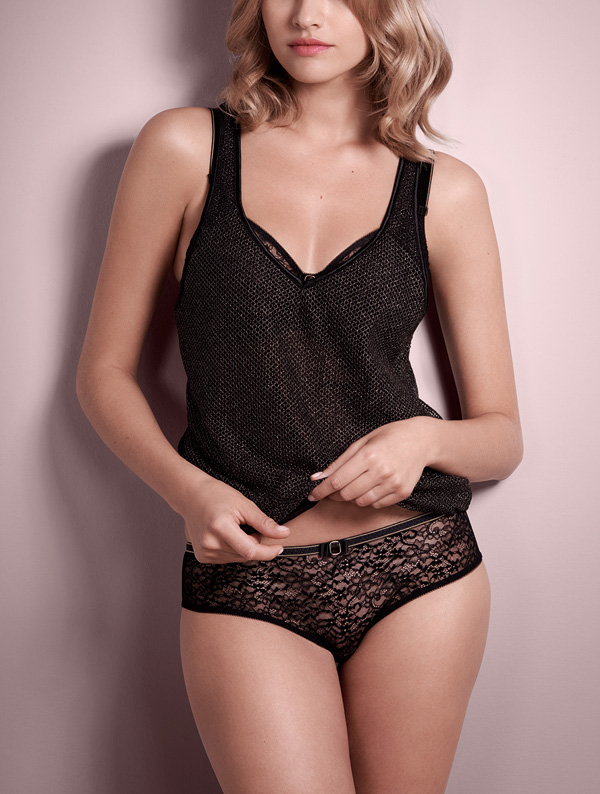 Empreinte ALLURE top, bra and brief - featured on Lingerie Briefs