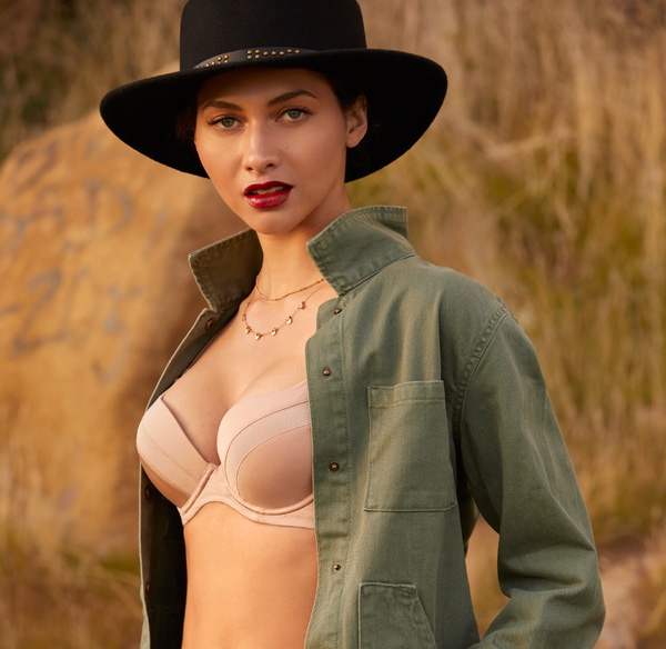 IRIS AW20 collection The Little Bra Company, featured on Lingerie Briefs