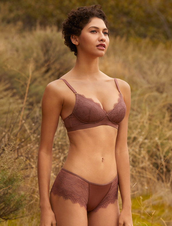 MONA AW20 collection The Little Bra Company, featured on Lingerie Briefs