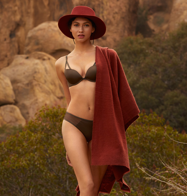 SOPHIE AW20 collection The Little Bra Company, featured on Lingerie Briefs