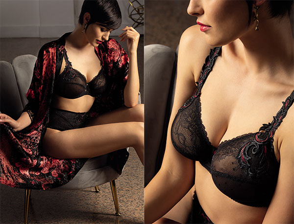 Lise Charmel Soiree Libertine collection as featured on Lingerie Briefs