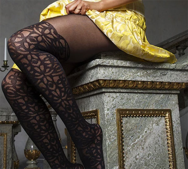 Swedish Stockings sustainable tights & socks as featured on Lingerie Briefs