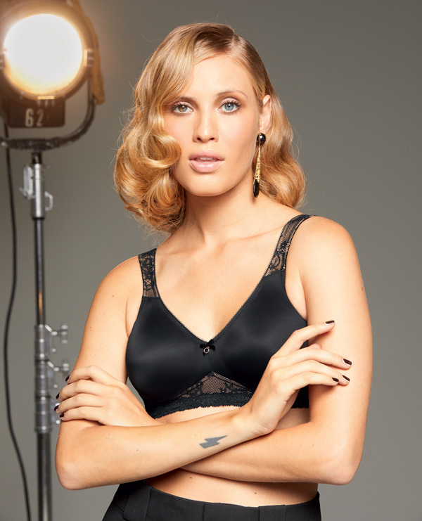 Rosa Faia Abby Moulded Wire-free bra featured on Lingerie Briefs