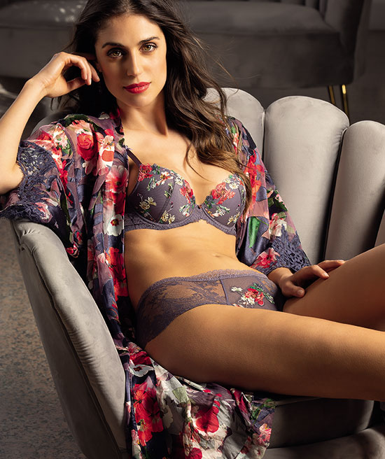 Lise Charmel Evokes Claude Monet with the Rêve Orchidée Collection